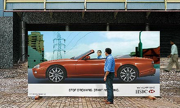 hsbc-car-mirror-creative-billboard