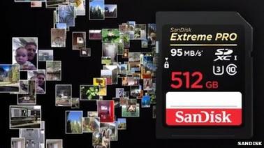 512GB memory card