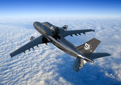 The Switzerland-based Swiss Space Systems announced plans to launch a privately built SOAR unmanned space plane from an Airbus A300 jetliner by 2017 for small satellite launches.