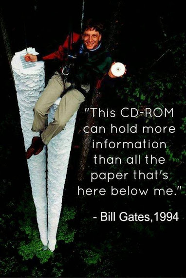 bill gates on cdrom