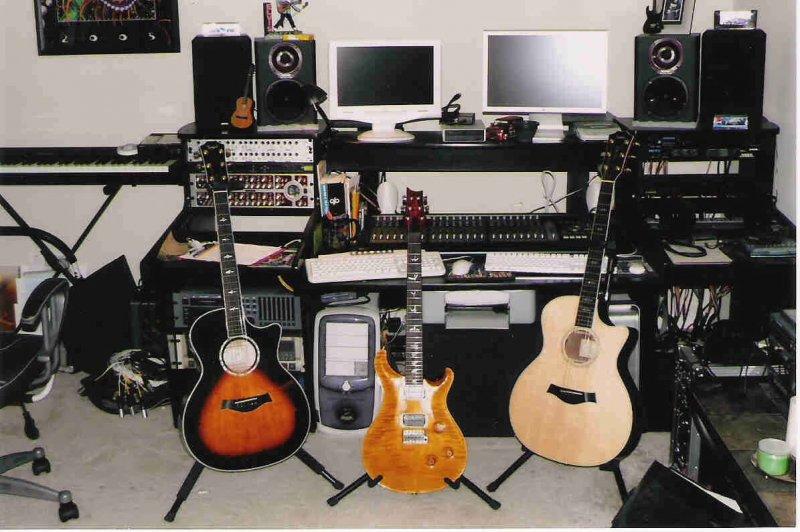 music studio2