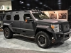The USSV Rhino GX – The Rugged yet Luxurious Military-Style SUV