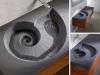 ammonite sink