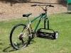 bicycle mower