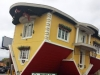 house built upside down