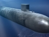 supersonic submarine