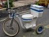 toilet bike