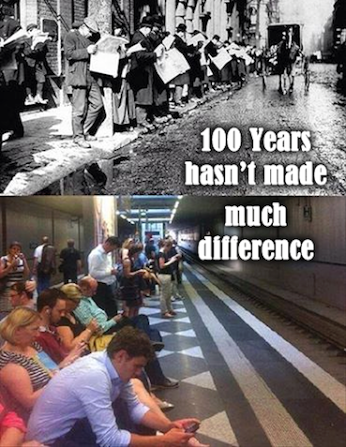 100yrs no differenc