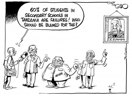 EA February 23 13 Falling education Standards in Tanzania