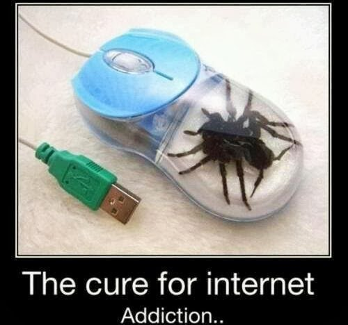 cure for internet addiction