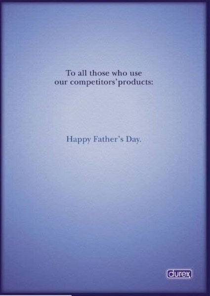 durex advert