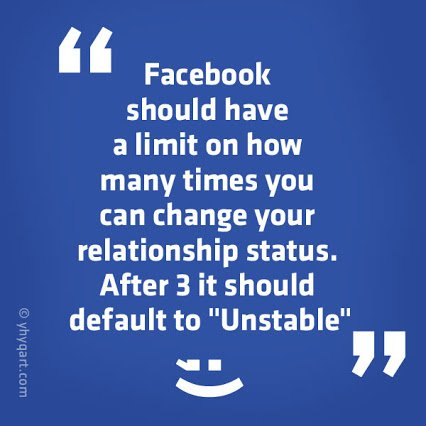 facebook should have limit