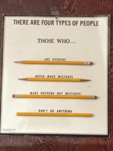 four types of people