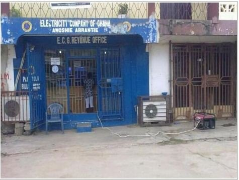 ghana electricity company