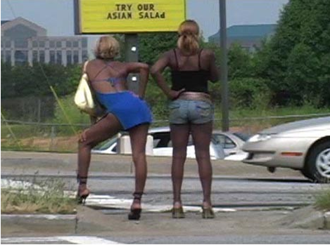 ghanaian prostitutes