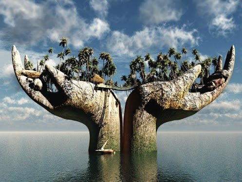 hands island-amazing-places-to-see