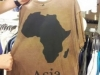 asia on africa map