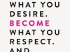 attract what you want