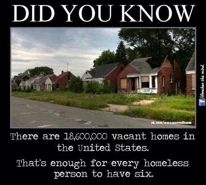 16m vacant homes