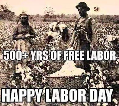 500 years of free labour happy labour day