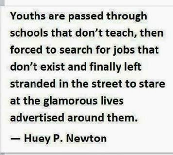 Huey P. Newton Quote