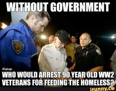 arresting 90 year old