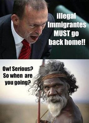 australian pm wants illegal immigrants out
