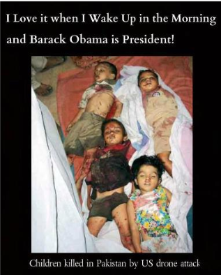 barack obama drone victims