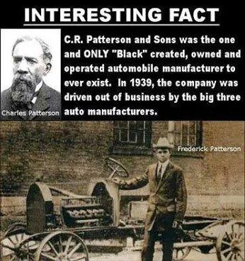 black automobile fcatory owner