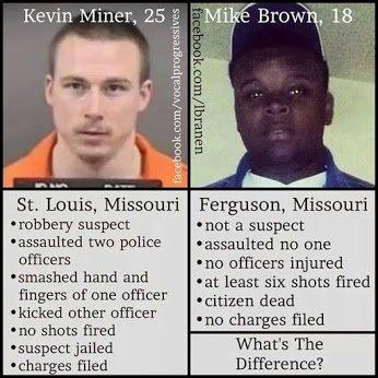 black n white justice