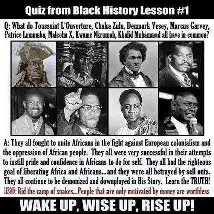 black quiz
