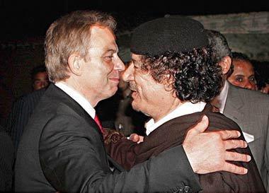 blair&gaddafi