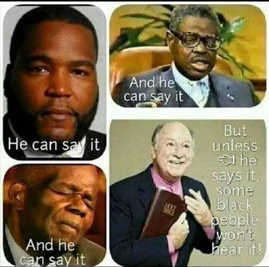 brainwashed negroes