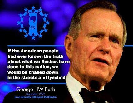 bush sr quot