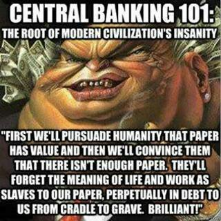 central bank 101