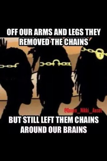 chains on our brains