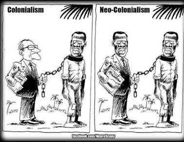 colo and neo colonialism