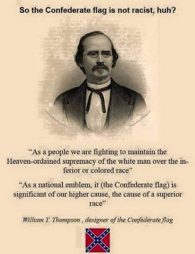 creator of confederate flag