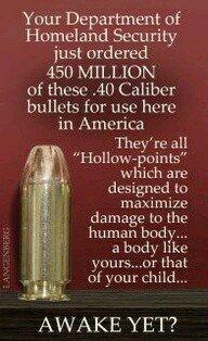 dept of homeland security bulllet order