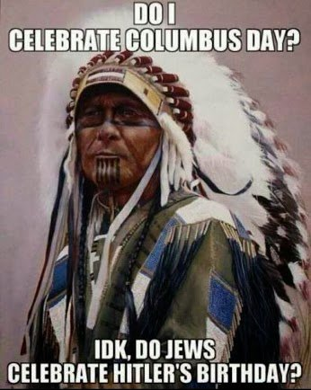 do i celebrate columbus day