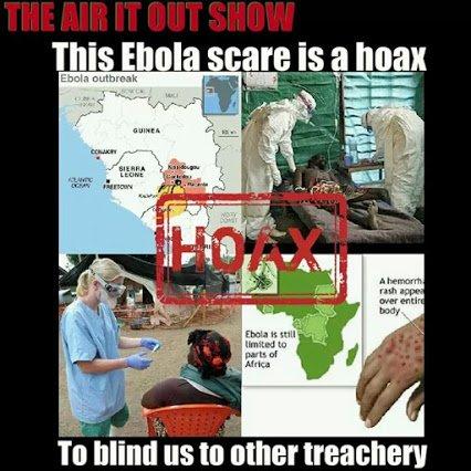 ebola hoax