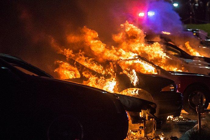USA-MISSOURI/SHOOTING-FIRE