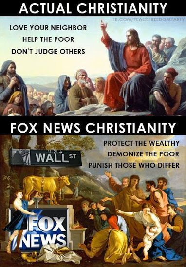 fox christianity