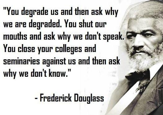frederick dounglass denunciation