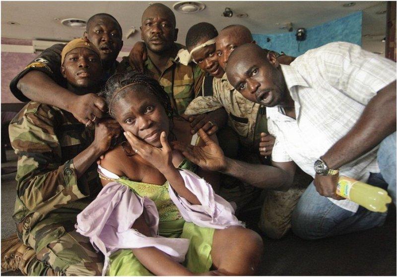 gbagbo's wife