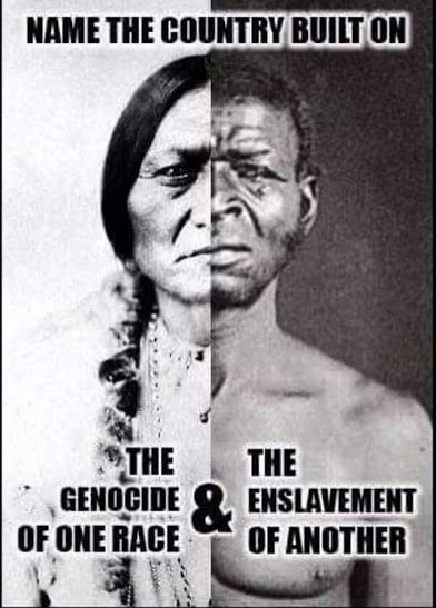 genocide and enslavement