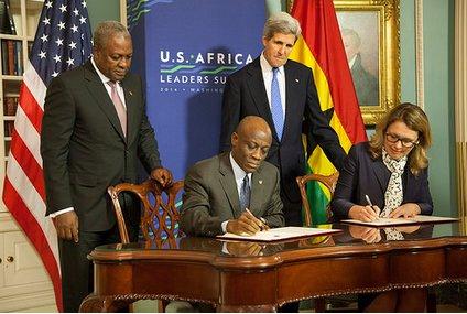 ghana signing imf loan