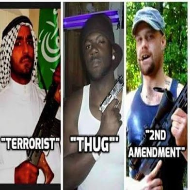 gun totter hypocrisy