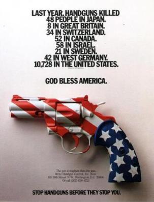 handgun statistics