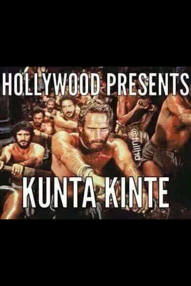 hollywood kunta kinte